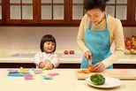 Mách các mẹ 2 nguyên tắc nấu đồ ăn dặm không mất chất, con lớn nhanh như thổi
