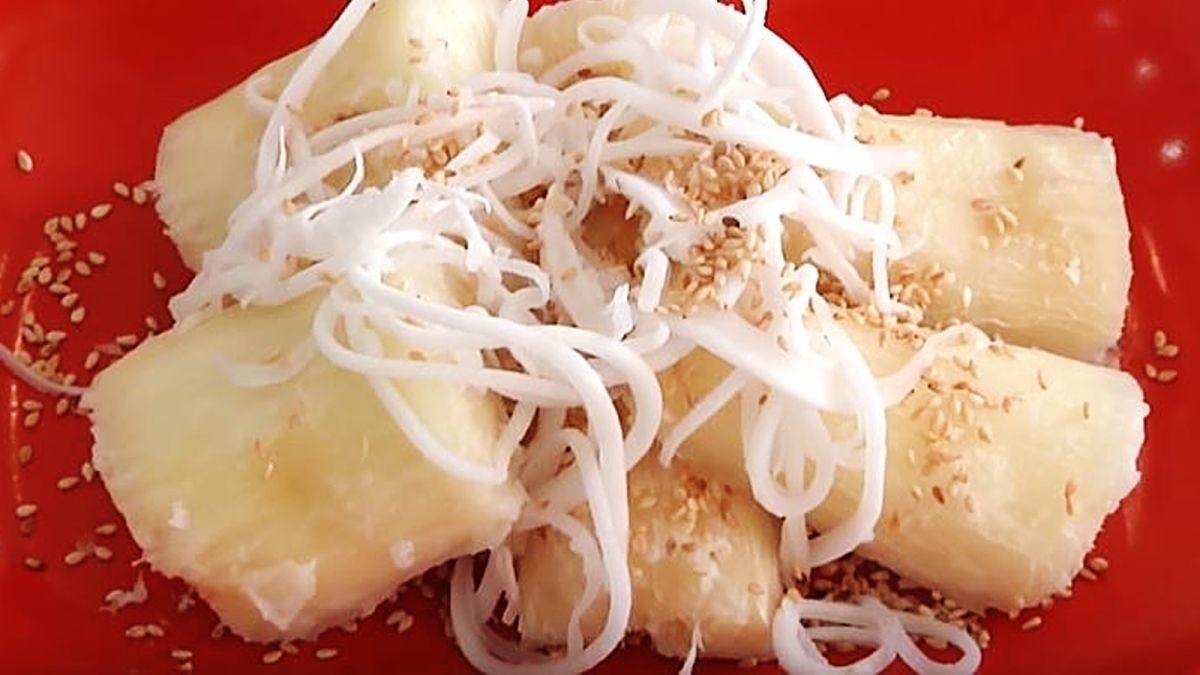 cách nấu khoai mì nước cốt dừa (02)