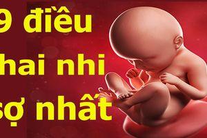 Những lưu ý phụ nữ mang thai cần biết để con sinh ra thông minh khỏe mạnh