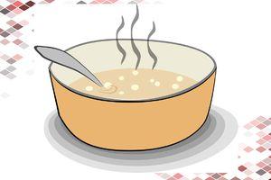 11 món súp ngon dễ nấu cho bé - Phần 2 - 4 món súp giàu hương vị