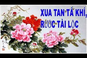 6 Bức Tranh Phong Thủy Nên Treo Trong Phòng Khách Để Xua Tan Tà Khí, Rước Tài Lộc.