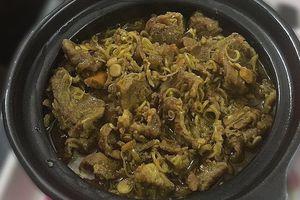 Bò kho sả nghệ - cách nấu dễ dàng làm đậm đà hơn bữa cơm gia đình