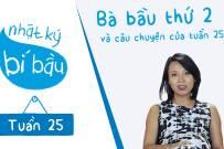 Thai 25 tuần