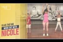 Bài tập Cardio Mix tăng cường sức khỏe cho trẻ em