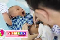 Chăm sóc rốn cho trẻ sơ sinh