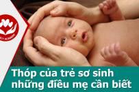 Thóp trẻ sơ sinh và những điều cần biết