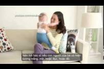 Bệnh về mắt ở trẻ sơ sinh
