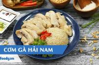 Hướng dẫn cách làm cơm gà Hải Nam