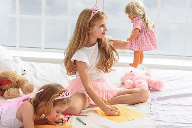 Trẻ nhận thức được cơ thể và giới tính sẽ biết trân trọng bản thân