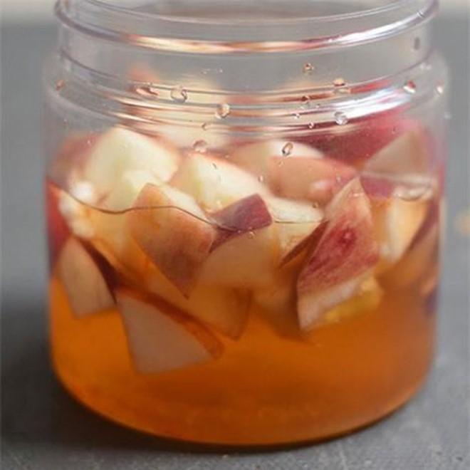 Cách làm giấm táo tại nhà cực kỳ đơn giản và rất tiết kiệm nữa