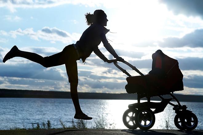 Bí quyết giúp các chị em bớt phiền lòng vì tăng cân sau sinh - ảnh 5
