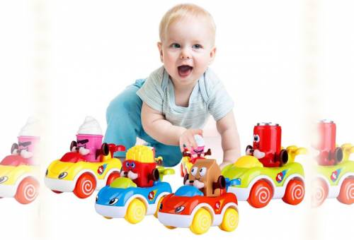 Top 7 xe đồ chơi cho bé 1 tuổi cực hữu ích ba mẹ hãy tham khảo ngay