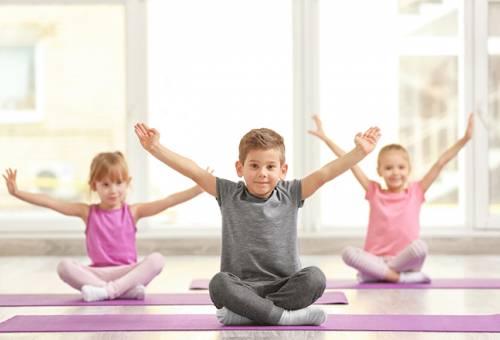 Yoga cho trẻ em, một lựa chọn tối ưu cho sức khỏe cân bằng thời nay