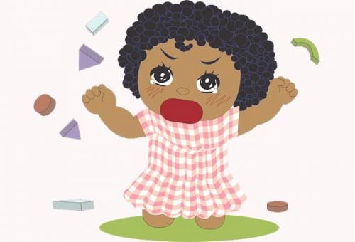 Cách dạy trẻ khi trẻ ăn vạ mẹ có đang áp dụng đúng?