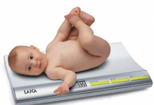 Bảng cân nặng trẻ sơ sinh Việt Nam từ 0 – 12 tháng tuổi mới nhất