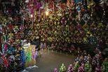 điểm bán đồ tráng trí Giáng Sinh