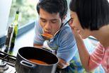 Hạnh phúc với cô vợ xấu nhưng giỏi nấu ăn